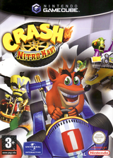 Crash Nitro Kart GameCube cover (GCNP7D)