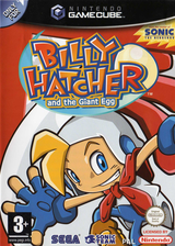 Billy Hatcher and the Giant Egg GameCube cover (GEZP8P)