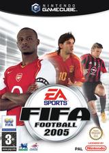 FIFA Football 2005 GameCube cover (GF5S69)