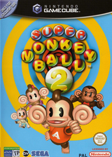 Super Monkey Ball 2 GameCube cover (GM2P8P)