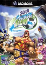 Sega Soccer Slam GameCube cover (GSSP8P)