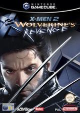 X-Men 2:Wolverine's Revenge GameCube cover (GWVX52)