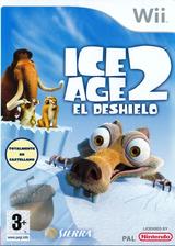 Ice Age 2: El Deshielo Wii cover (R2AX7D)
