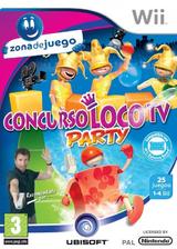 Concurso Loco TV Party Wii cover (R7ZP41)