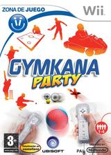 Gymkana Party Wii cover (R8SX41)