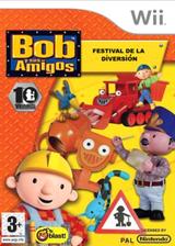 Bob y Sus Amigos: Festival de la Diversión Wii cover (R9BPMT)