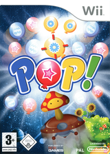 Pop! Wii cover (RB2PGT)