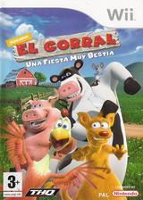 El Corral: Una Fiesta Muy Bestia Wii cover (RBYP78)