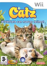 Catz: Diviértete con Nuevos Felinos Wii cover (RC3X41)