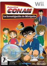 Detective Conan: La Investigación de Mirápolis Wii cover (RCOPNP)