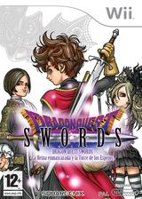 Dragon Quest Swords: La Reina Enmascarada y la Torre de los Espejos Wii cover (RDQPGD)