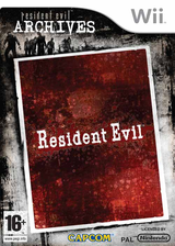 Resident Evil Archives: Resident Evil Wii cover (RE4P08)