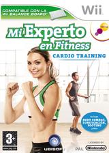 Mi Experto en Fitness: Cardio Training Wii cover (REKP41)