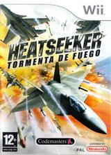 Heatseeker: Tormenta de Fuego Wii cover (RHSP36)