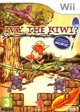 Ivy the Kiwi? Wii cover (RIVP99)