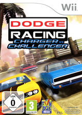 Dodge Racing: Charger vs. Challenger Wii cover (RIXP7J)