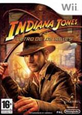 Indiana Jones y el Cetro de los Reyes Wii cover (RJ8P64)