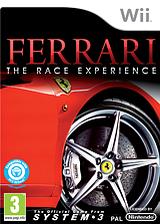Ferrari: The Race Experience Wii cover (RJIP6M)