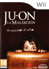 Ju-On: The Grudge Wii cover (RJOP99)