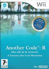 Another Code: R - Más Allá de la Memoria Wii cover (RNOP01)
