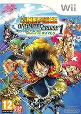 One Piece - Unlimited Cruise 1: El Tesoro Bajo las Olas Wii cover (ROUPAF)