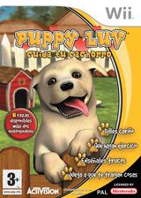 Puppy Luv: Cuida tu Cachorro Wii cover (RPTP52)