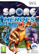 Spore Héroes Wii cover (RQOP69)
