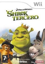 Shrek Tercero Wii cover (RSKX52)