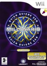 ¿Quién Quiere Ser Millonario? 2da Edición Wii cover (RW5F41)