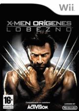 X-Men Orígenes: Lobezno Wii cover (RWUP52)