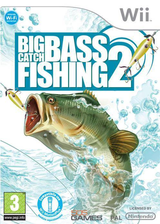 Big Catch Bass Fishing 2 Wii cover (RXNPGT)