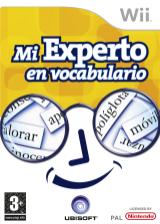 Mi Experto en Vocabulario Wii cover (RZYF41)