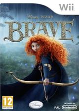 Brave: El Videojuego Wii cover (S6BP4Q)