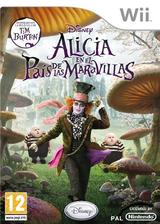 Alicia en el País de las Maravillas Wii cover (SALP4Q)