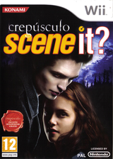 Scene It? Crepúsculo Wii cover (SCNPA4)