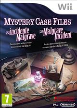 Mystery Case Files:El Incidente Malgrave Wii cover (SFIP01)