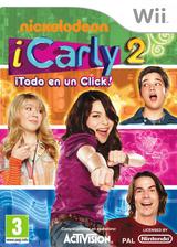 iCarly 2: ¡Todo en un Click! Wii cover (SIJP52)