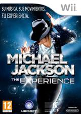 Michael Jackson: The Experience Wii cover (SMOP41)