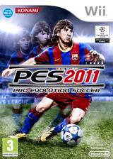 Pro Evolution Soccer 2011 Wii cover (SPVPA4)