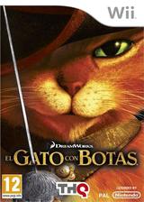 El Gato con Botas Wii cover (SSBP78)