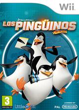Los Pingüinos de Madagascar Wii cover (SV7PVZ)