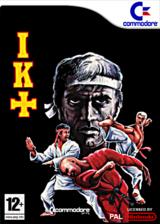 International Karate + pochette VC-C64 (C9RP)