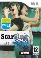 StarSing:International Volume 3 v1.0 pochette CUSTOM (CSRP00)