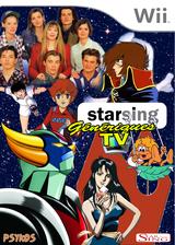 StarSing:Génériques TV v2.1 pochette CUSTOM (CSXF00)