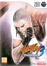 Fatal Fury 3 : Road To The Final Victory pochette VC-NEOGEO (EA5P)