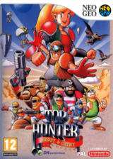 Top Hunter pochette VC-NEOGEO (EAIP)
