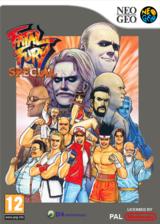 Fatal Fury Special pochette VC-NEOGEO (EAWP)