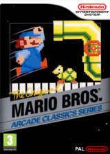 Mario Bros. pochette VC-NES (FAFP)