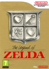 The Legend of Zelda pochette VC-NES (FAKP)