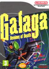 Galaga pochette VC-NES (FBRP)